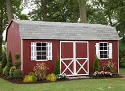 Standard Dutch Barns in Maryland and Virginia