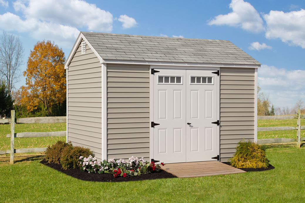 standard a-frame shed in Maryland and Virginia